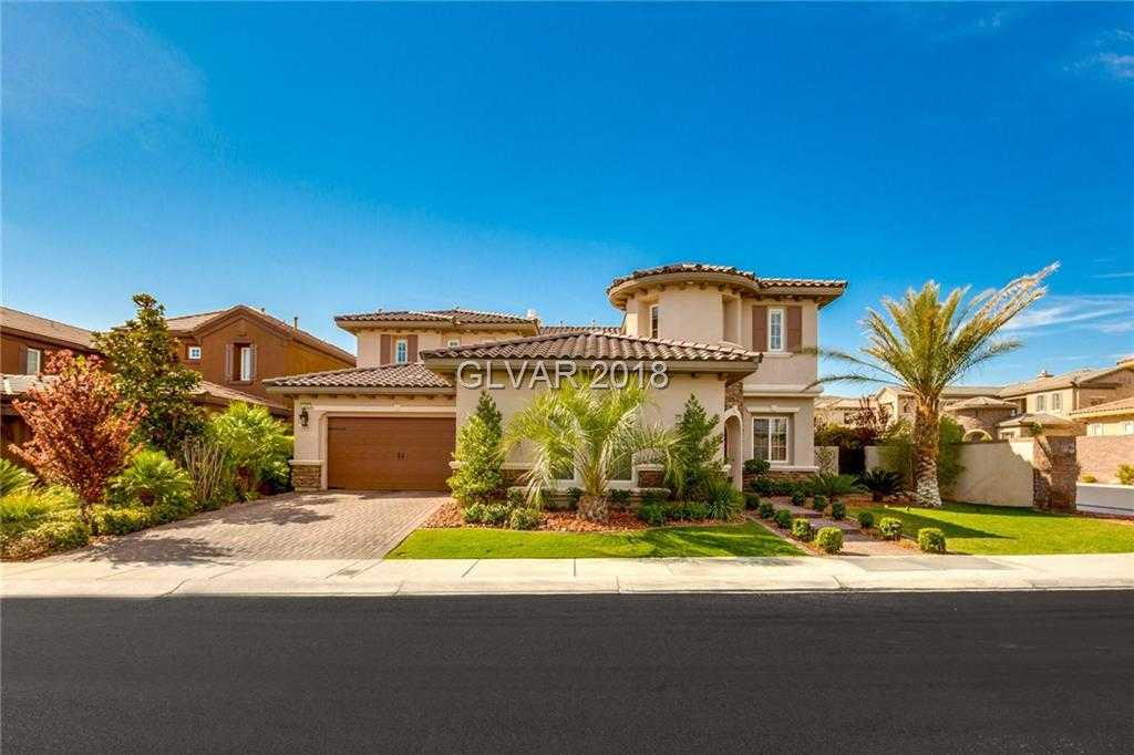 $1,149,900 - 5Br/5Ba -  for Sale in Red Rock Cntry Club At Summerl, Las Vegas