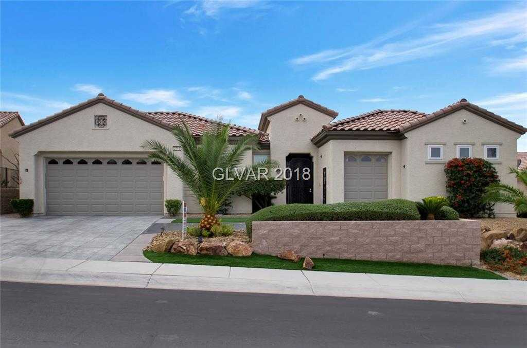 $549,000 - 3Br/4Ba -  for Sale in Sun City Anthem Unit #19 Phase, Henderson