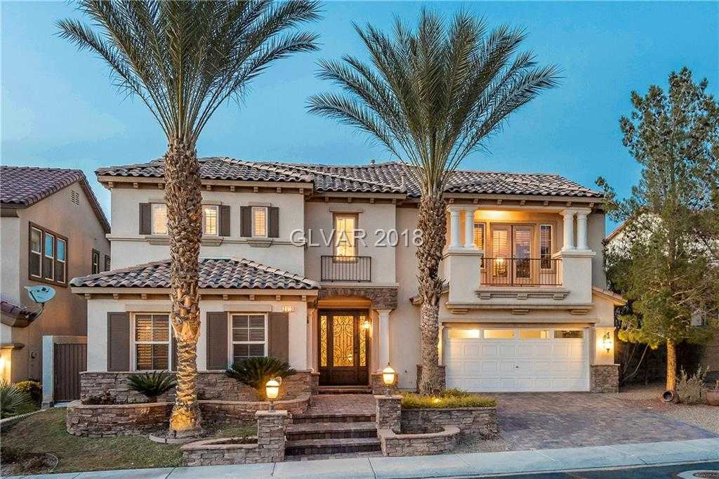 $949,900 - 4Br/5Ba -  for Sale in Seven Hills-parcel H, Henderson
