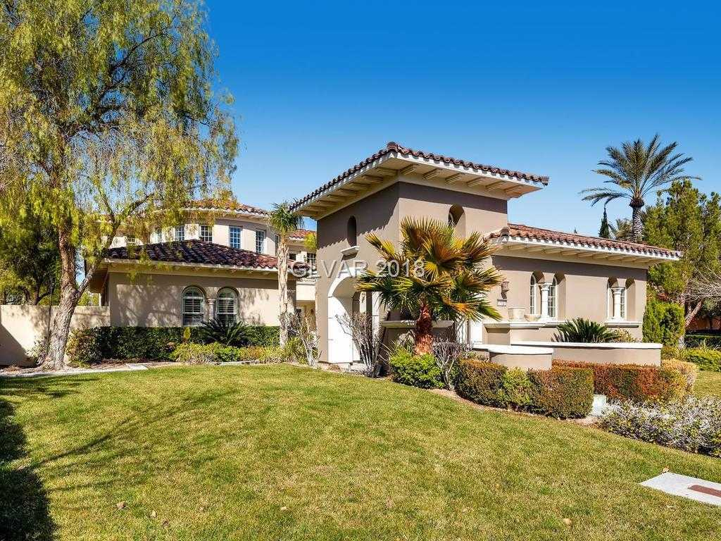 $1,088,088 - 4Br/6Ba -  for Sale in Beleza At Southern Highlands U, Las Vegas