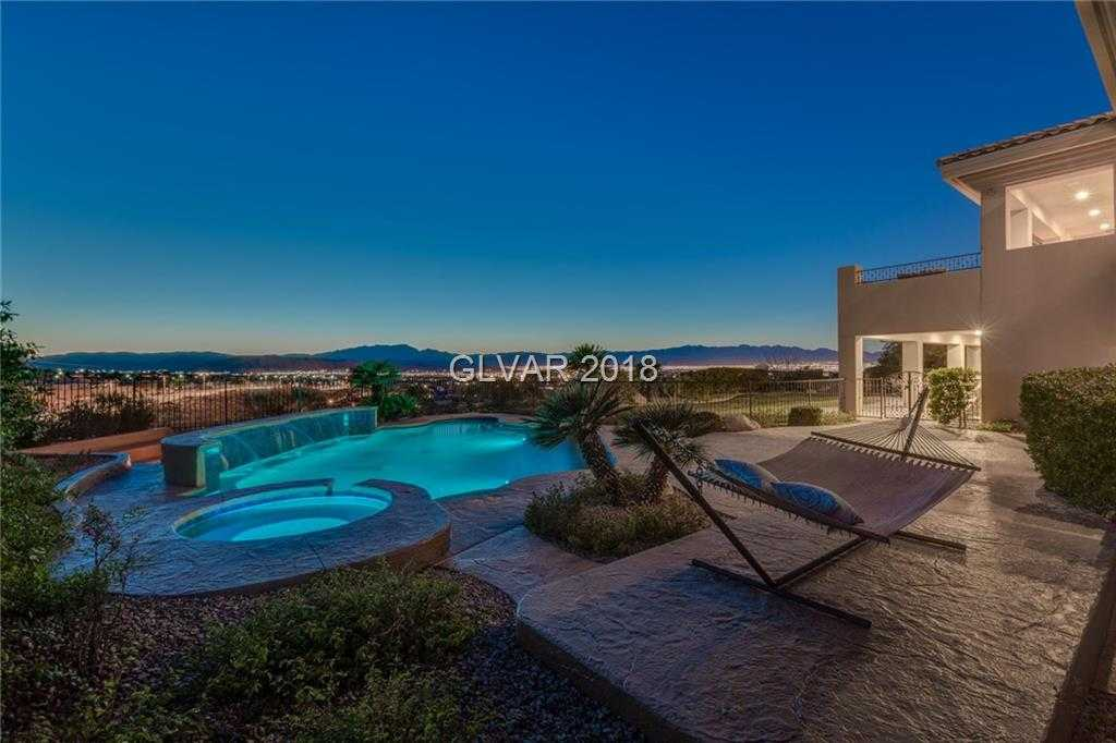 $1,949,000 - 5Br/5Ba -  for Sale in Seven Hills, Henderson
