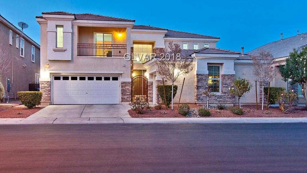 $460,000 - 5Br/6Ba -  for Sale in Astoria At Aliante-parcel 17, North Las Vegas