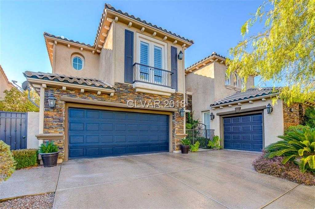 $785,000 - 3Br/4Ba -  for Sale in Red Rock Cntry Club At Summerl, Las Vegas