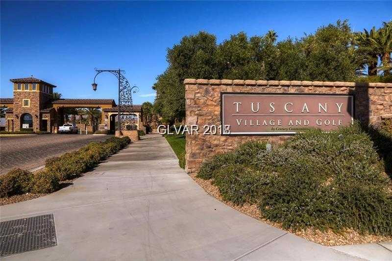 $302,750 - 4Br/3Ba -  for Sale in Tuscany Parcel 25, Henderson