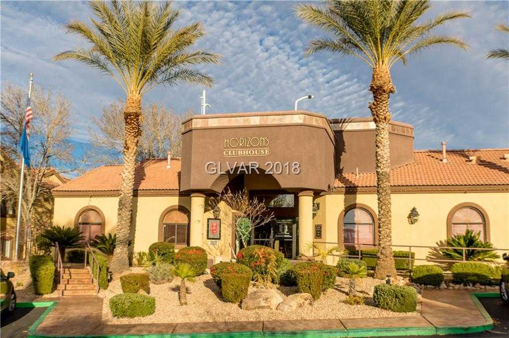 $139,900 - 1Br/1Ba -  for Sale in Horizons At Seven Hills Ranch, Henderson