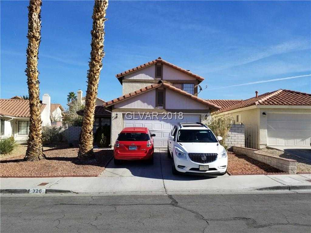 $260,000 - 3Br/3Ba -  for Sale in Green Valley South Unit #42-2, Henderson