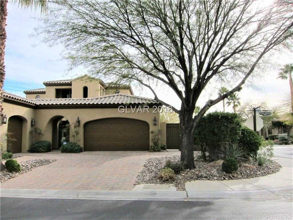 $745,000 - 3Br/4Ba -  for Sale in Red Rock Cntry Club At Summerl, Las Vegas