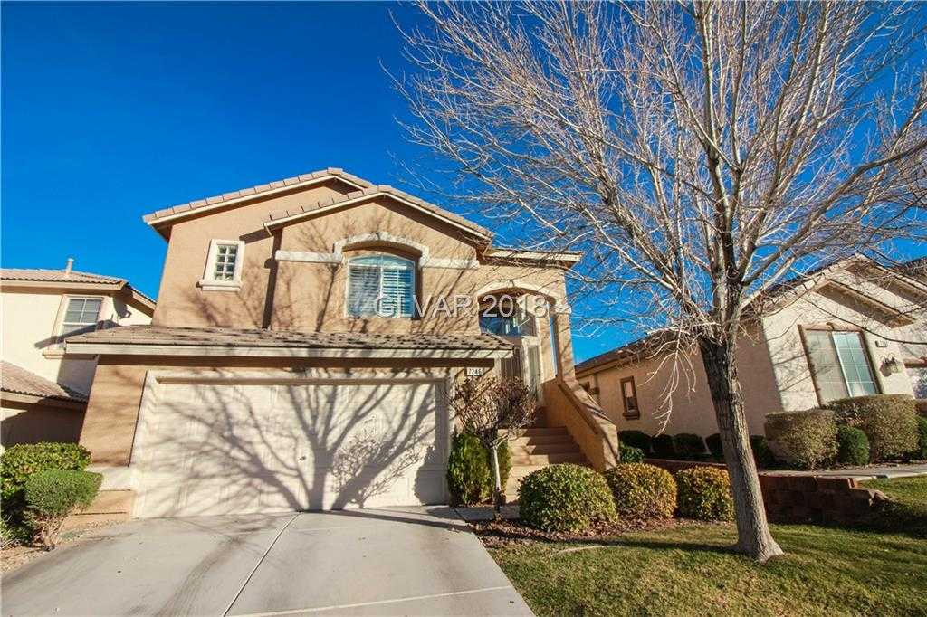 $265,000 - 3Br/3Ba -  for Sale in Canyon Trail At Rhodes Ranch-, Las Vegas