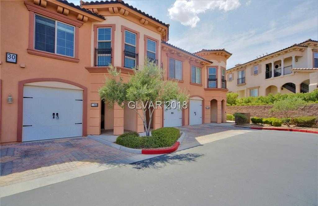 $219,900 - 3Br/3Ba -  for Sale in V At Lake Las Vegas, Henderson