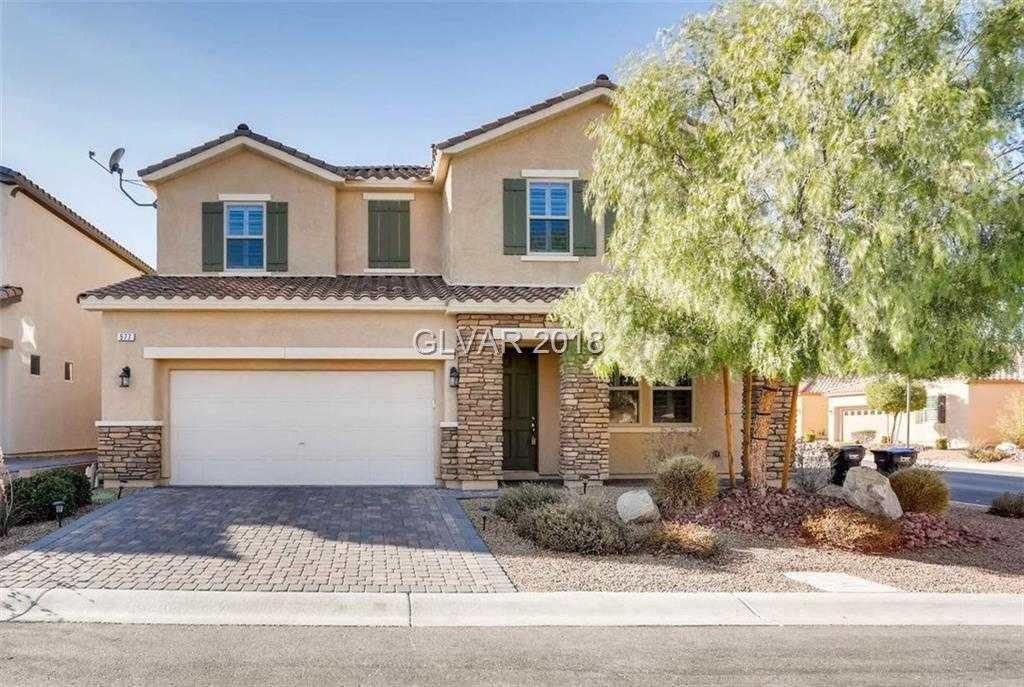$519,999 - 4Br/4Ba -  for Sale in Rhodes Ranch Parcel 17 - Phase, Las Vegas