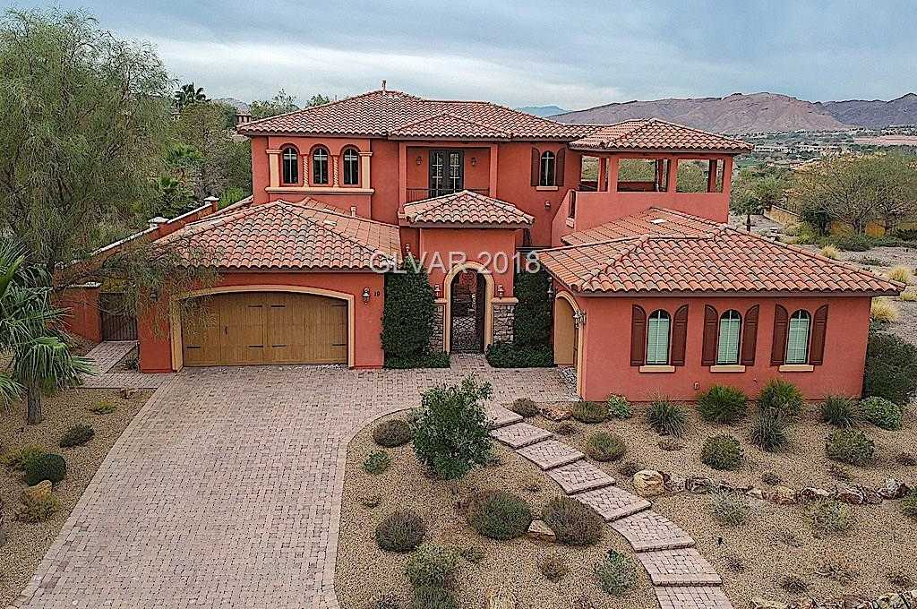 $1,050,000 - 4Br/5Ba -  for Sale in Biarritz Amd, Henderson
