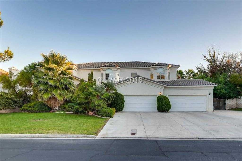 $739,000 - 5Br/4Ba -  for Sale in Regency At The Lakes, Las Vegas