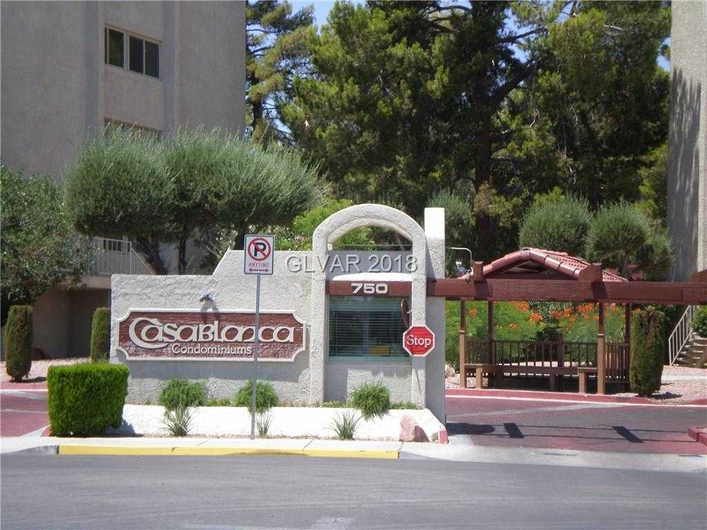 $134,900 - 3Br/2Ba -  for Sale in Royal Crest Circle #1 Condo, Las Vegas