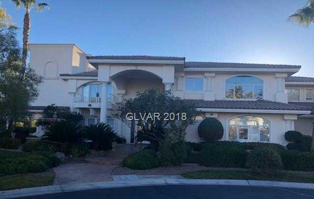 $2,050,000 - 6Br/5Ba -  for Sale in Regency At The Lakes Unit 2b, Las Vegas