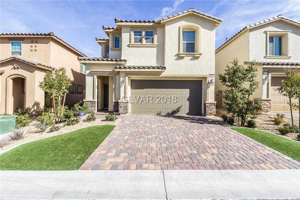 $329,900 - 3Br/3Ba -  for Sale in Southern Highlands Parcel 420, Las Vegas