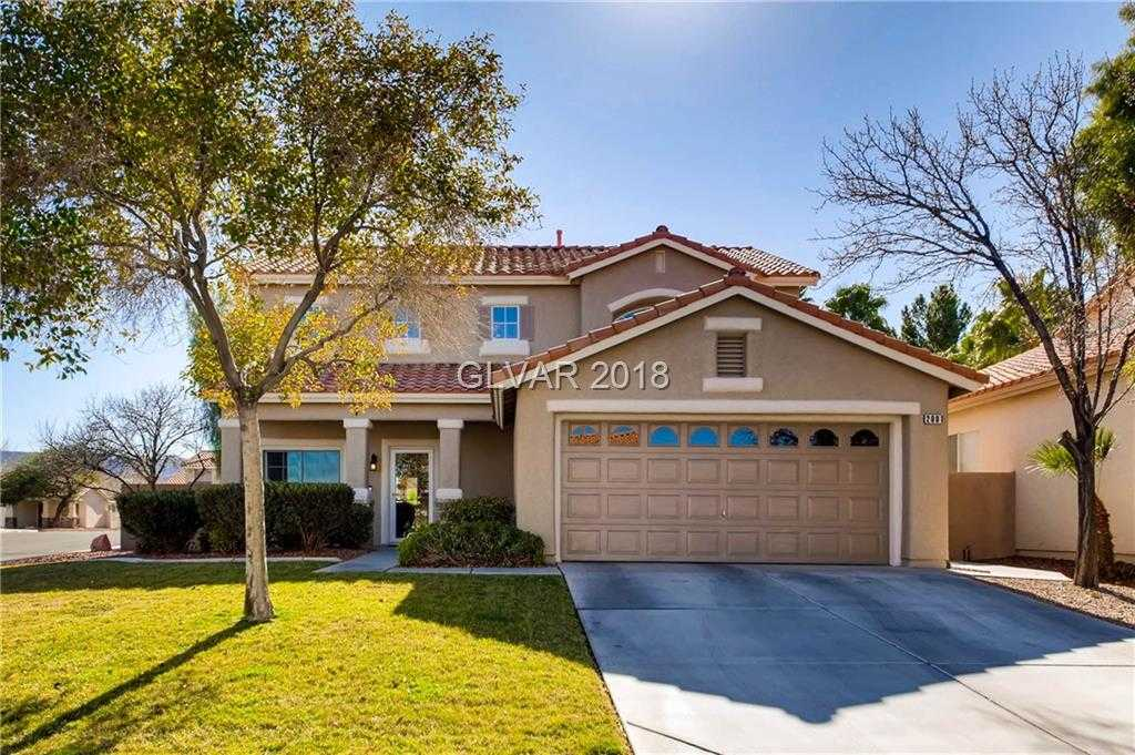 $499,000 - 4Br/3Ba -  for Sale in Green Valley Ranch, Henderson