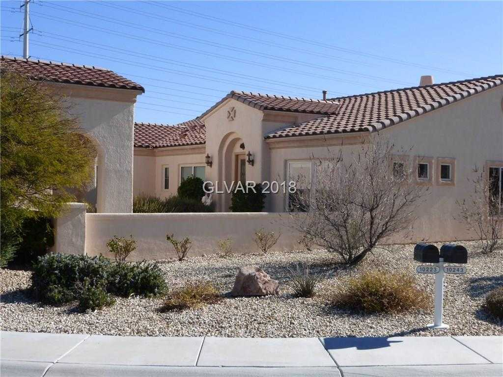 $519,000 - 2Br/3Ba -  for Sale in Sun Colony At Summerlin-unit 1, Las Vegas