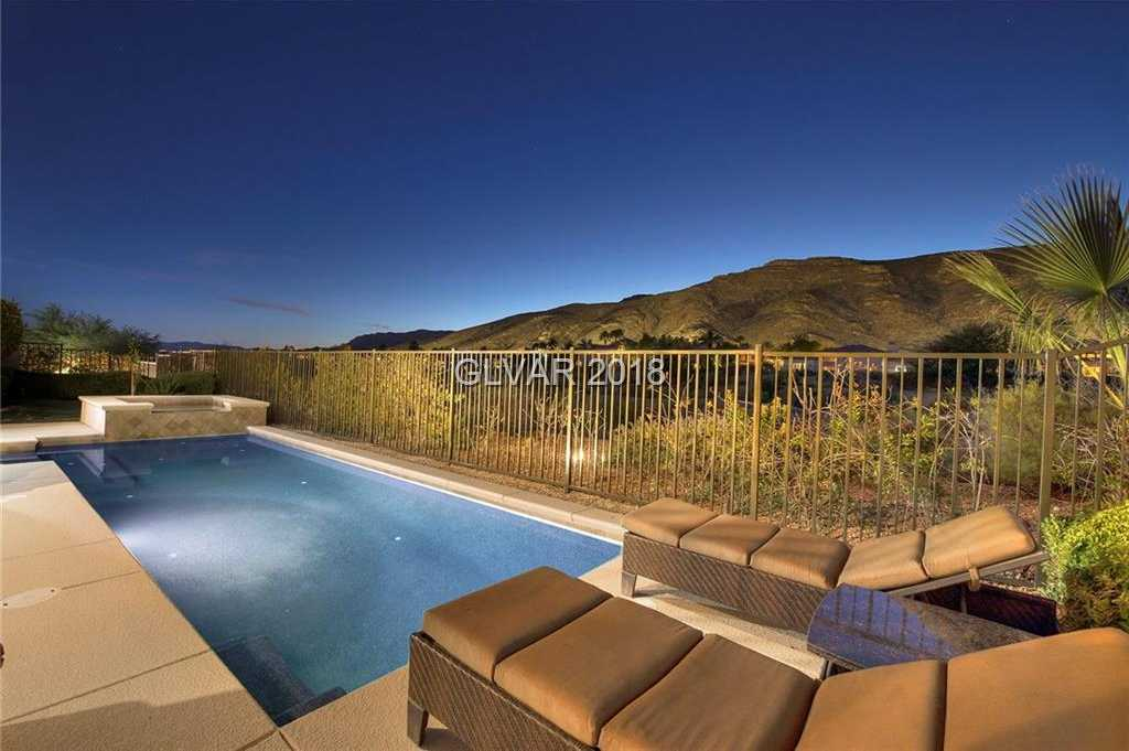 $1,449,000 - 5Br/5Ba -  for Sale in Red Rock Cntry Club At Summerl, Las Vegas
