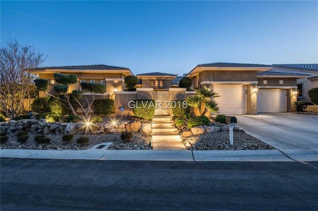 $1,050,000 - 3Br/4Ba -  for Sale in Sun Colony At Summerlin-unit 1, Las Vegas