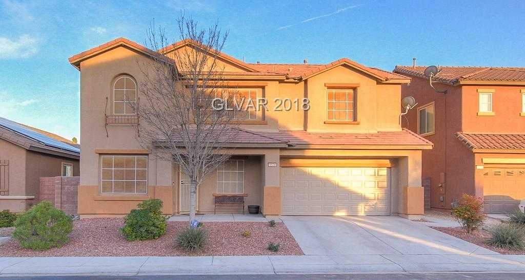 $304,000 - 4Br/3Ba -  for Sale in Bruce & Hammer Unit 2, North Las Vegas