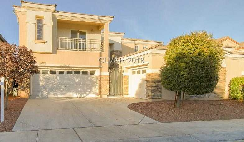 $434,900 - 5Br/6Ba -  for Sale in Astoria At Aliante-parcel 17, North Las Vegas