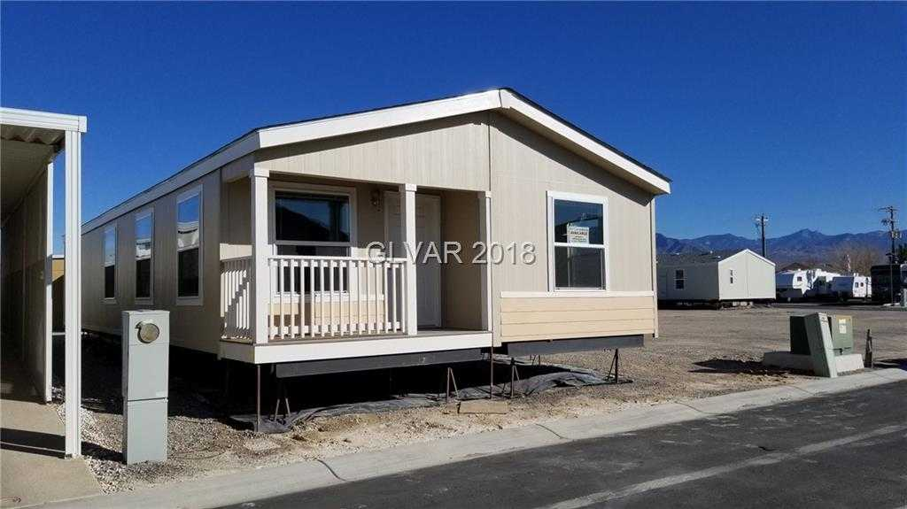 $117,500 - 2Br/2Ba -  for Sale in Desert Greens Ph#4, Pahrump