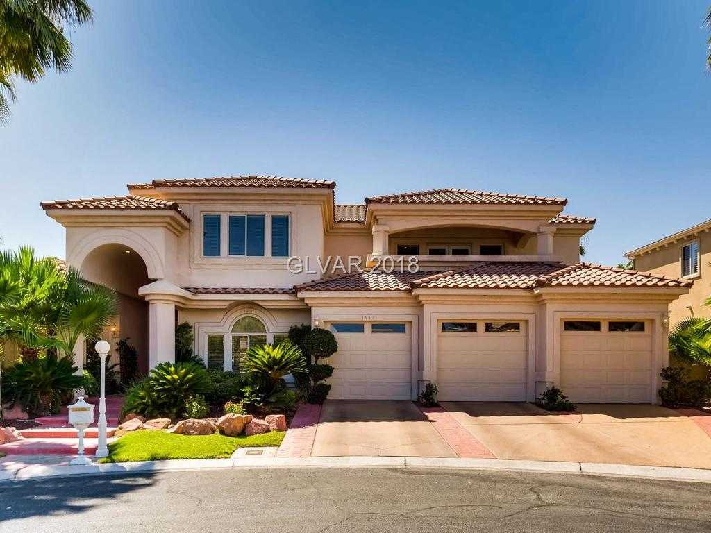$1,049,900 - 4Br/6Ba -  for Sale in Marina Est, Las Vegas