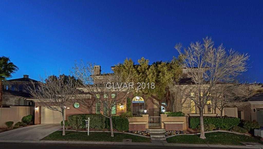 $1,099,900 - 5Br/6Ba -  for Sale in Parcel O Summerlin Village 3, Las Vegas
