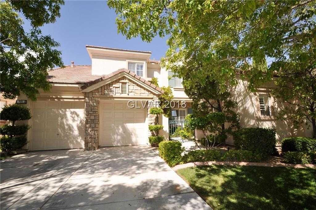 $599,000 - 4Br/4Ba -  for Sale in Peccole West, Las Vegas
