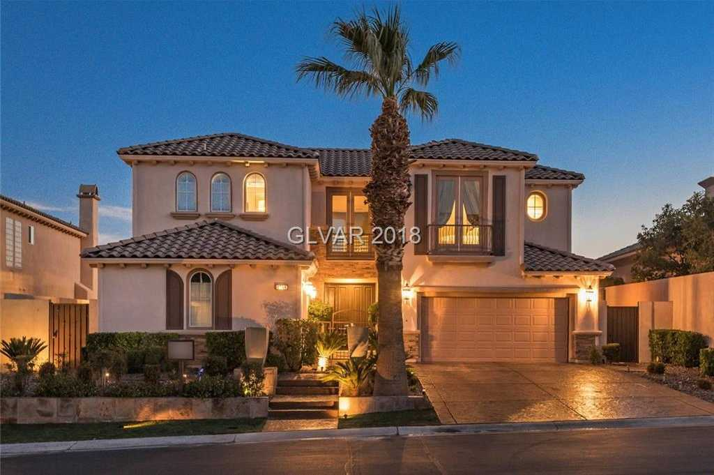 $1,299,000 - 3Br/5Ba -  for Sale in Red Rock Cntry Club At Summerl, Las Vegas