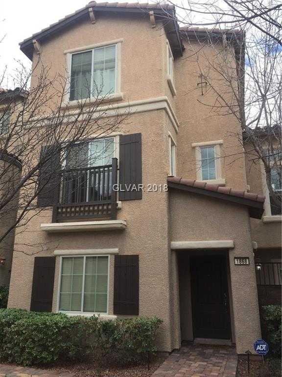 $265,000 - 2Br/3Ba -  for Sale in Summerlin Village 19 Enclave 2, Las Vegas