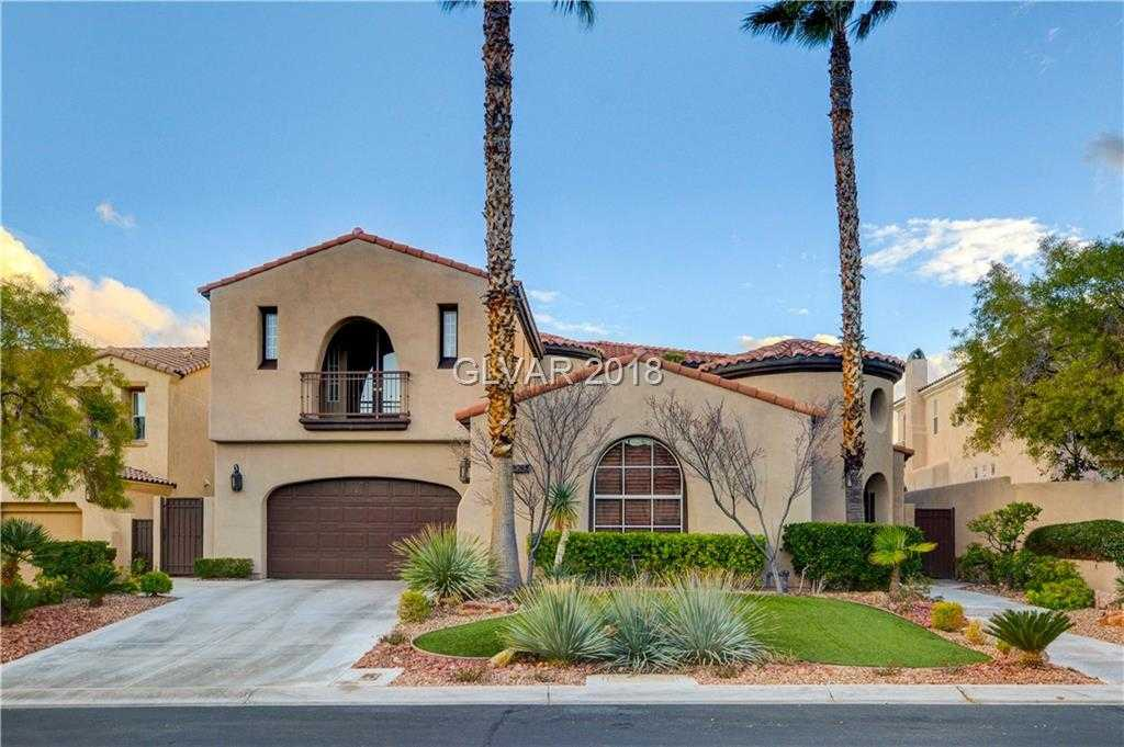 $1,150,000 - 4Br/5Ba -  for Sale in Red Rock Cntry Club At Summerl, Las Vegas