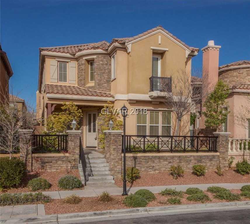 $519,900 - 3Br/3Ba -  for Sale in Summerlin Village 19 Parcel G, Las Vegas