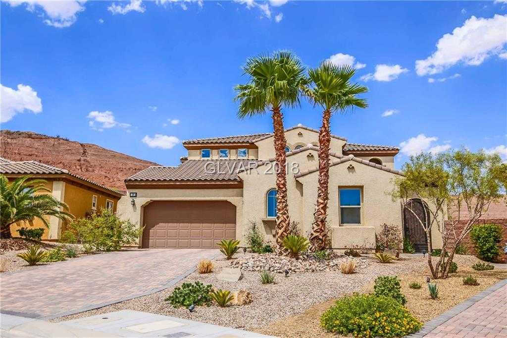 $649,990 - 3Br/3Ba -  for Sale in Lot J-1 At Lake Las Vegas, Henderson
