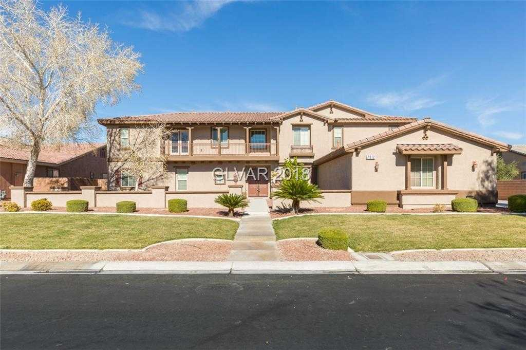 $720,000 - 5Br/5Ba -  for Sale in Bella Vista-unit 2, Las Vegas
