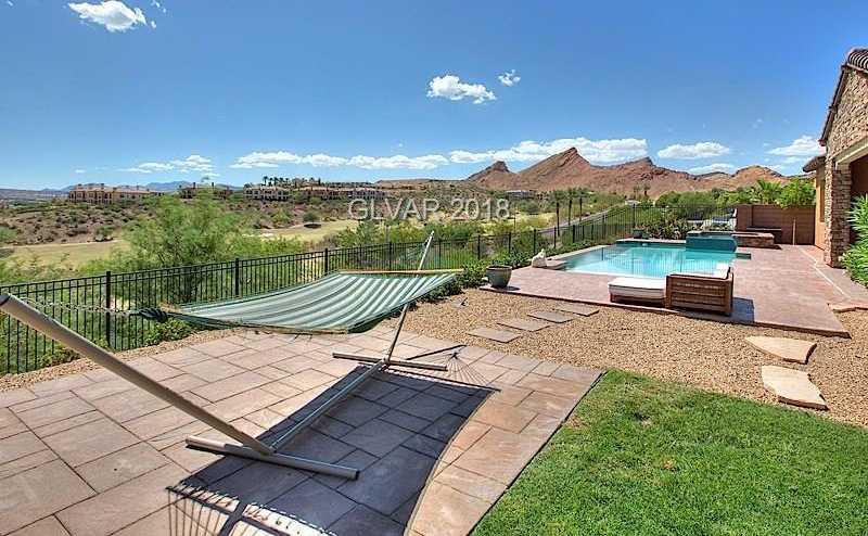 $890,000 - 4Br/5Ba -  for Sale in Lot J-1 At Lake Las Vegas Amd, Henderson