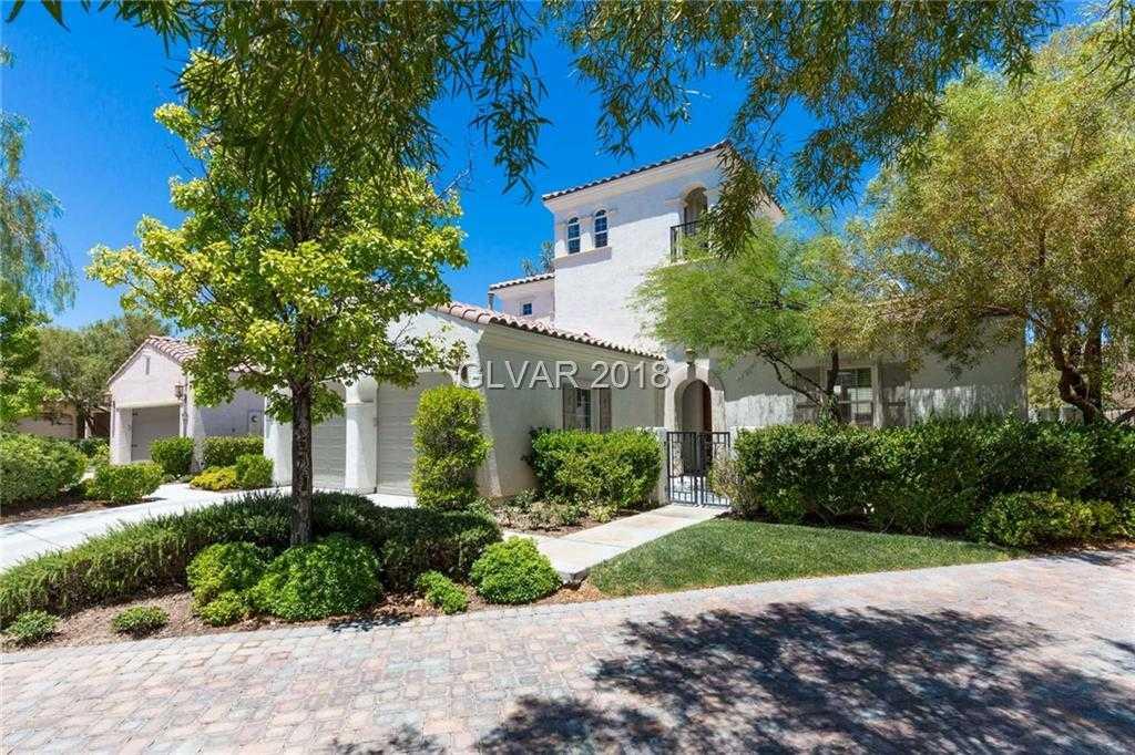 $615,000 - 3Br/4Ba -  for Sale in Resort Villas At Southern High, Las Vegas