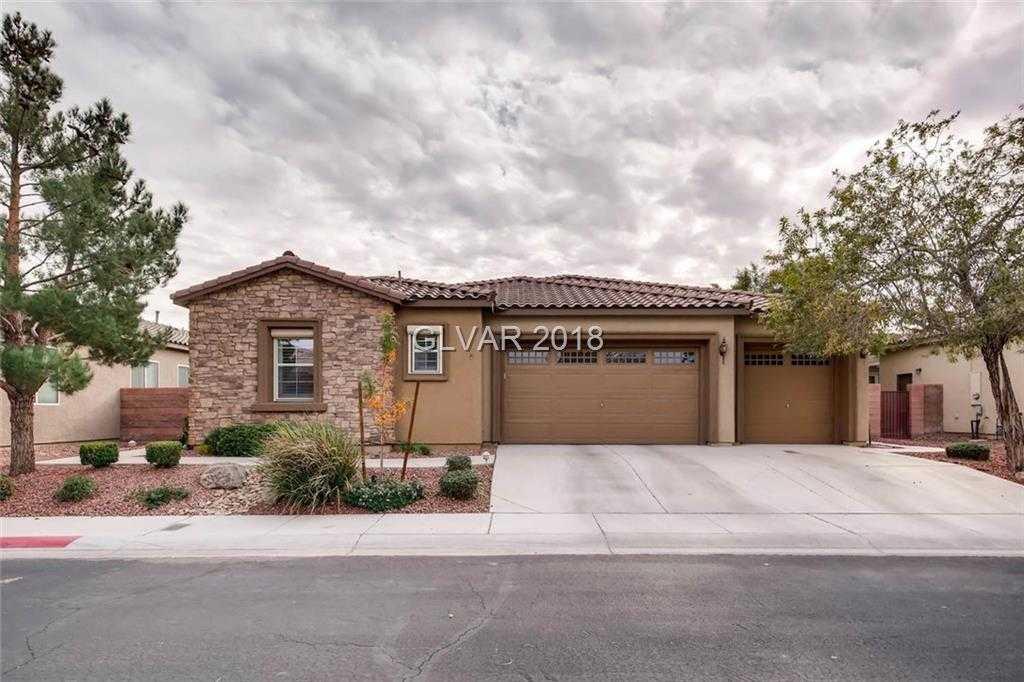 $500,000 - 3Br/4Ba -  for Sale in Carson Ranch Unit 1, Las Vegas