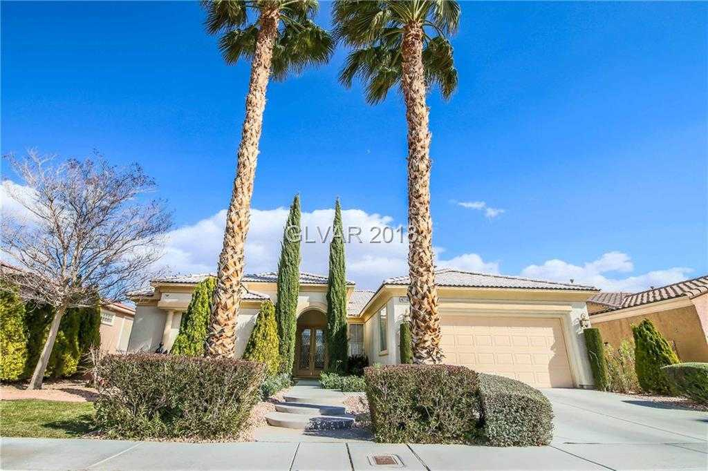 $508,888 - 2Br/2Ba -  for Sale in Sun Colony At Summerlin-unit 5, Las Vegas