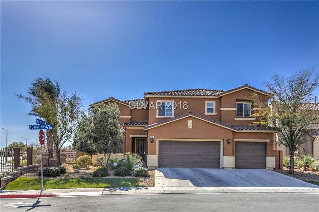 $450,000 - 6Br/4Ba -  for Sale in Aliante Parcels 31a,31b & 31c, North Las Vegas