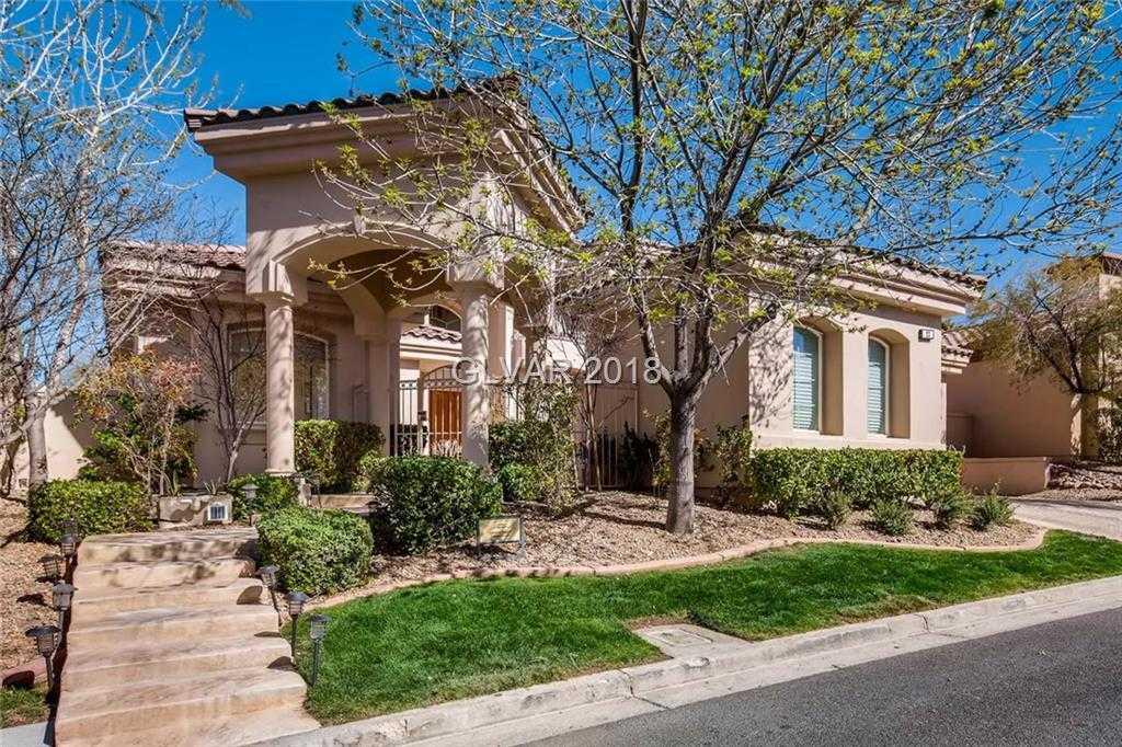 $692,000 - 3Br/4Ba -  for Sale in Lake Las Vegas Parcel 32, Henderson