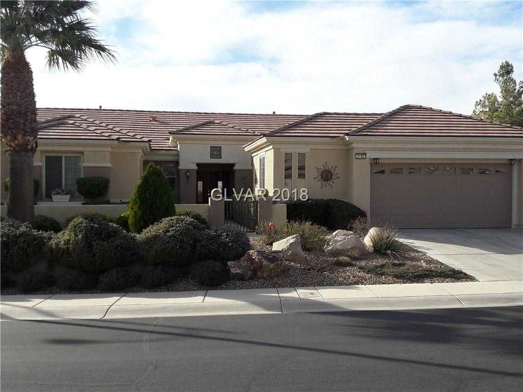 $529,000 - 3Br/2Ba -  for Sale in Sun City Anthem Unit #16, Henderson