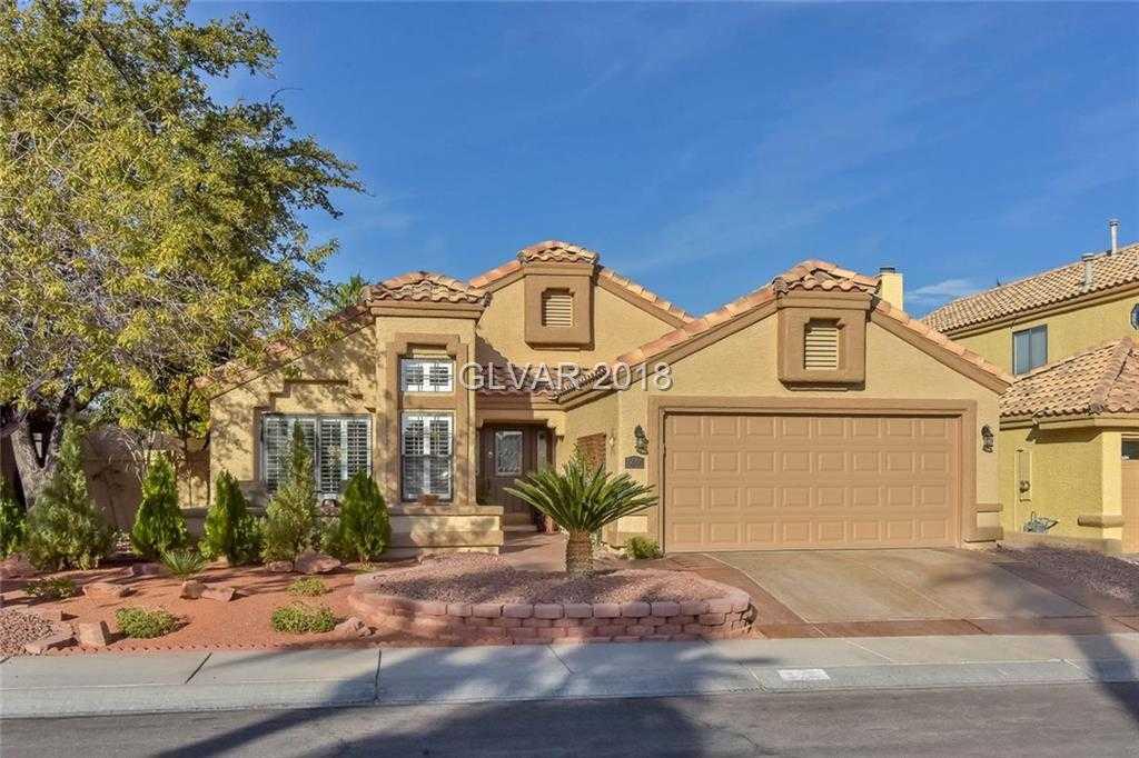 $400,000 - 3Br/2Ba -  for Sale in South Shores Rampart Unit 2, Las Vegas