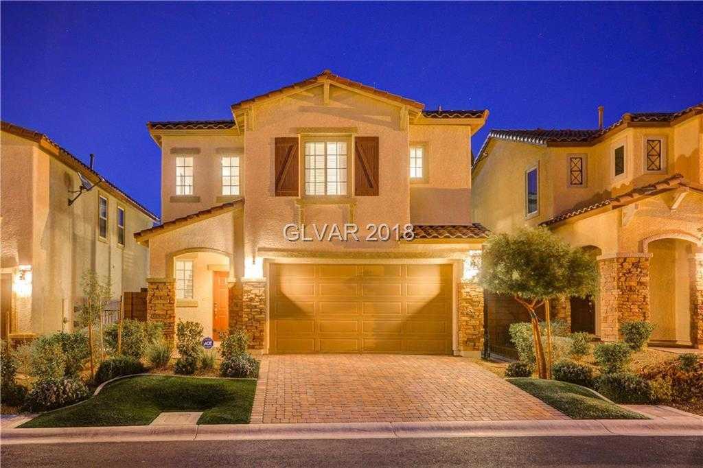 $375,000 - 3Br/3Ba -  for Sale in Southern Highlands Parcel 420, Las Vegas