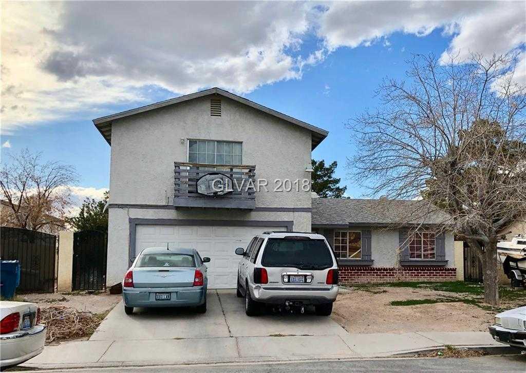 $240,000 - 4Br/3Ba -  for Sale in Kings Manor #03, Las Vegas