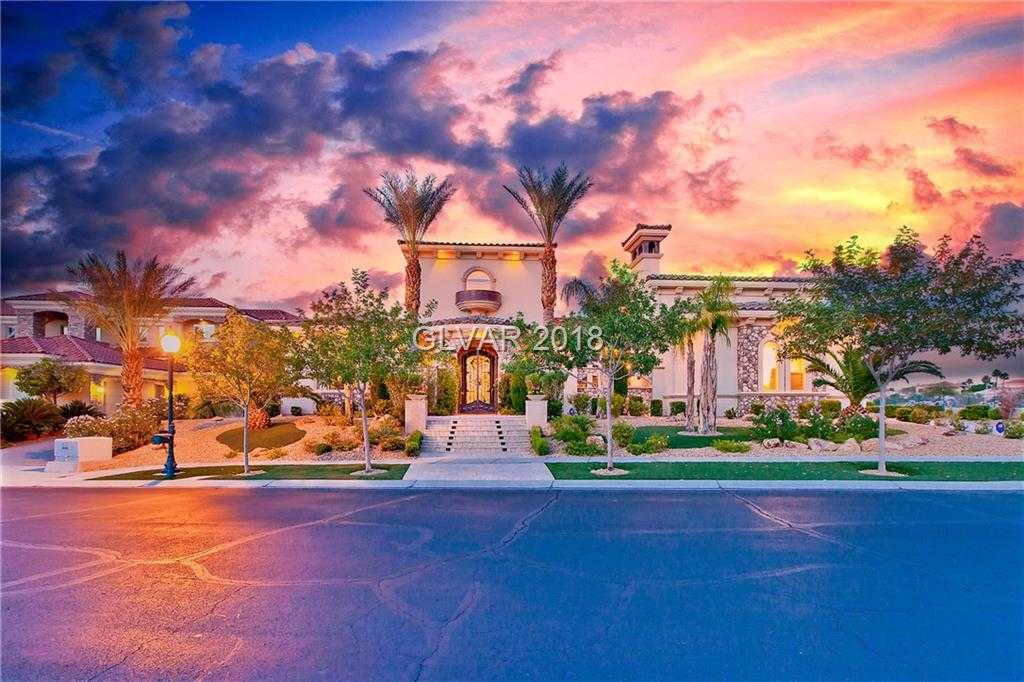 $2,350,000 - 4Br/6Ba -  for Sale in Seven Hills, Henderson