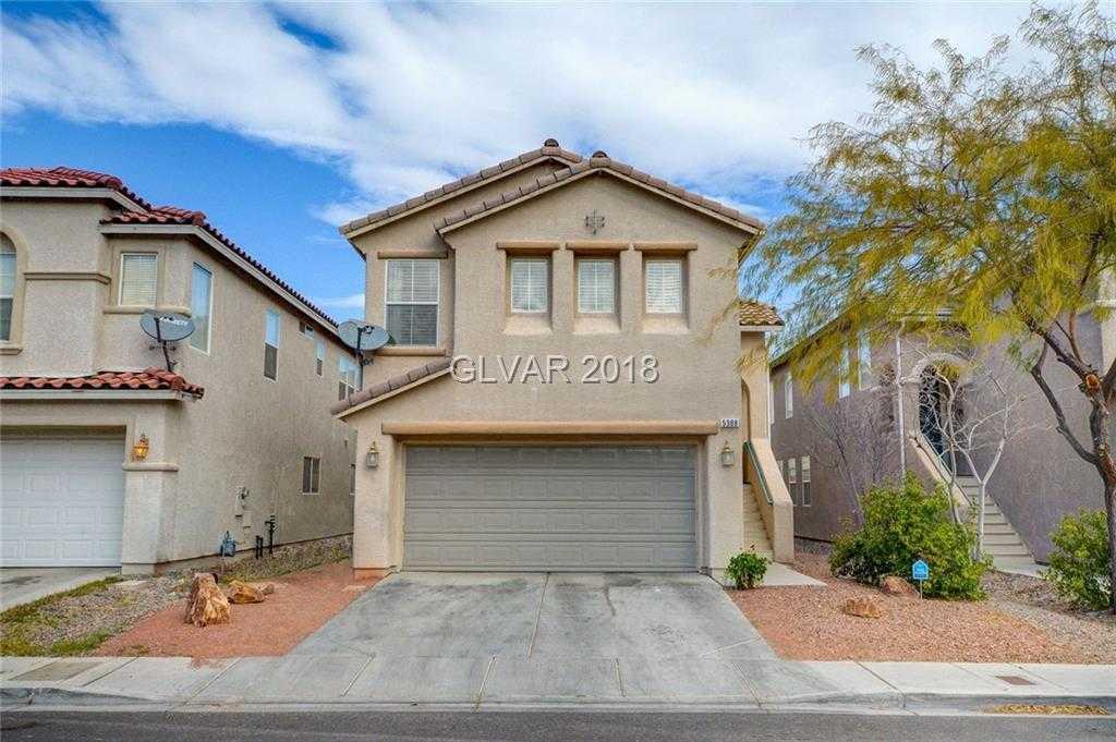 $267,500 - 4Br/3Ba -  for Sale in Iron Mountain Ranch-village 9-, Las Vegas