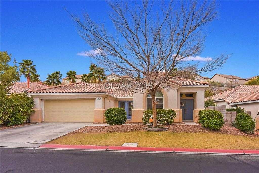 $375,000 - 3Br/2Ba -  for Sale in Seven Hills Parcel P3-unit 2 A, Henderson