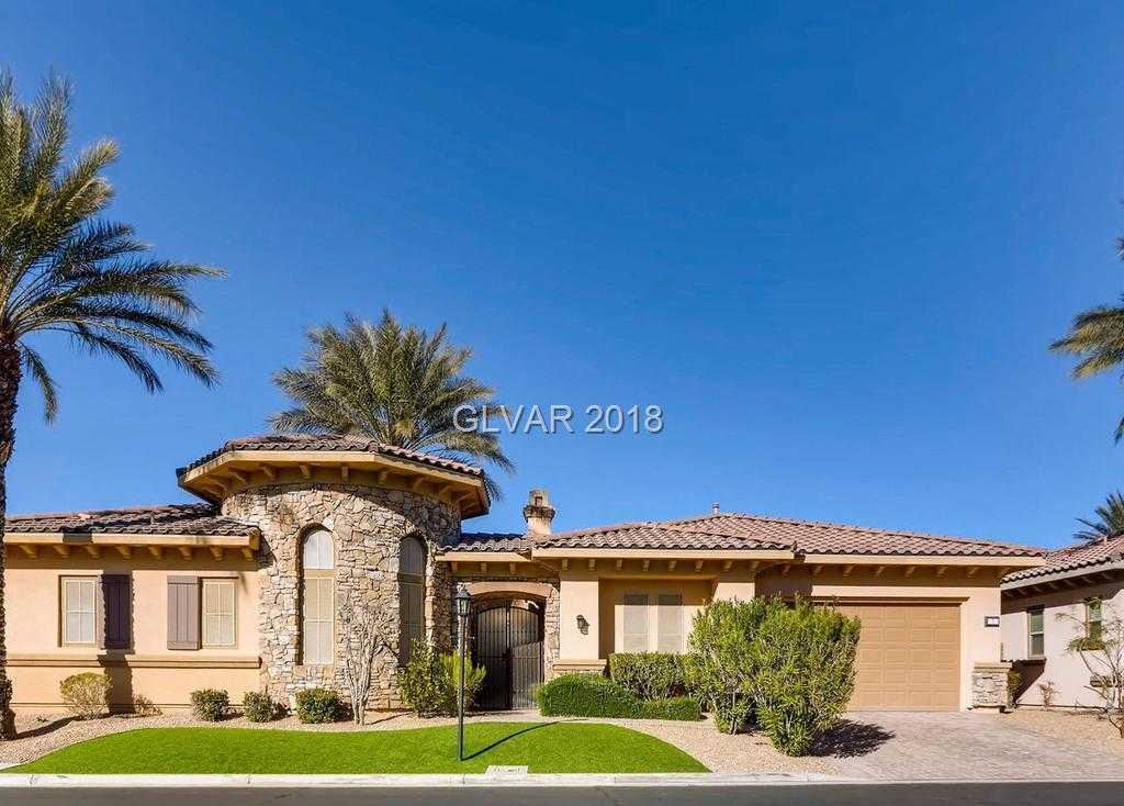 $882,000 - 4Br/5Ba -  for Sale in Lake Las Vegas Parcel 3n, Henderson