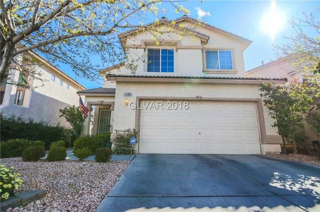 $275,000 - 4Br/3Ba -  for Sale in Canyon Trail At Rhodes Ranch-, Las Vegas